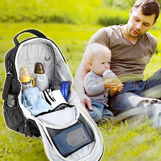 Bebé Bolsa de viaje mochila
