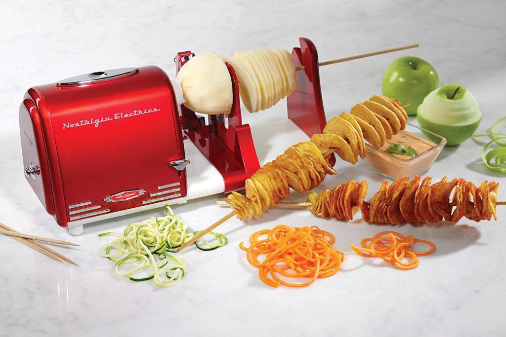 Nostalgia Twister de patata