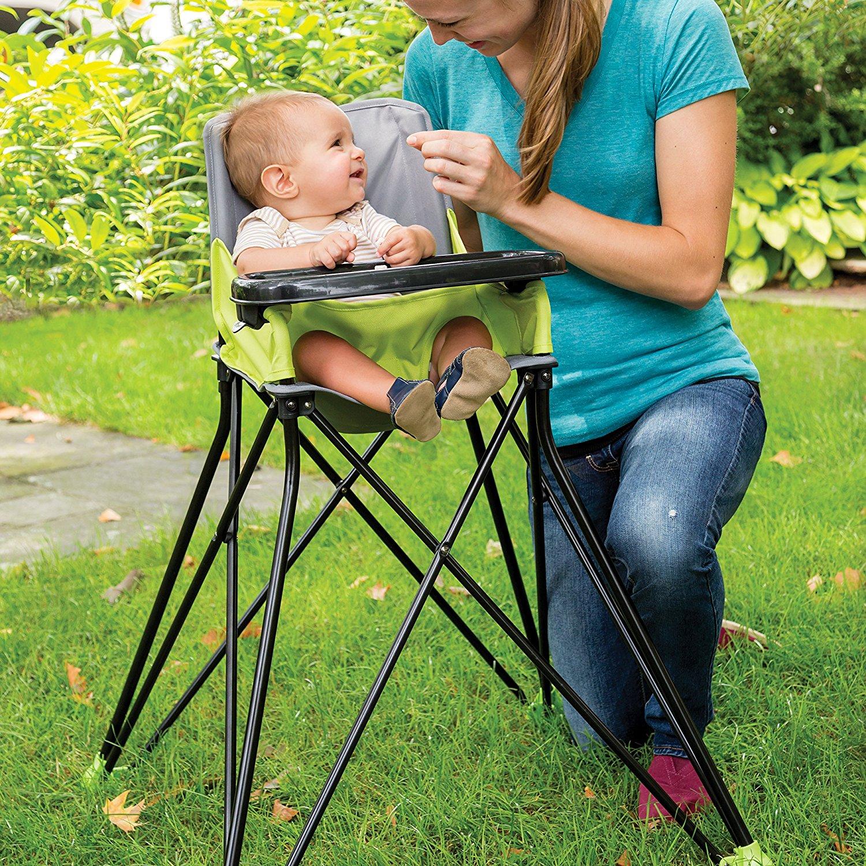 e05e81cb3 Silla plegable para bebe, silla portatil, bolsillo trasero y bolsa ...
