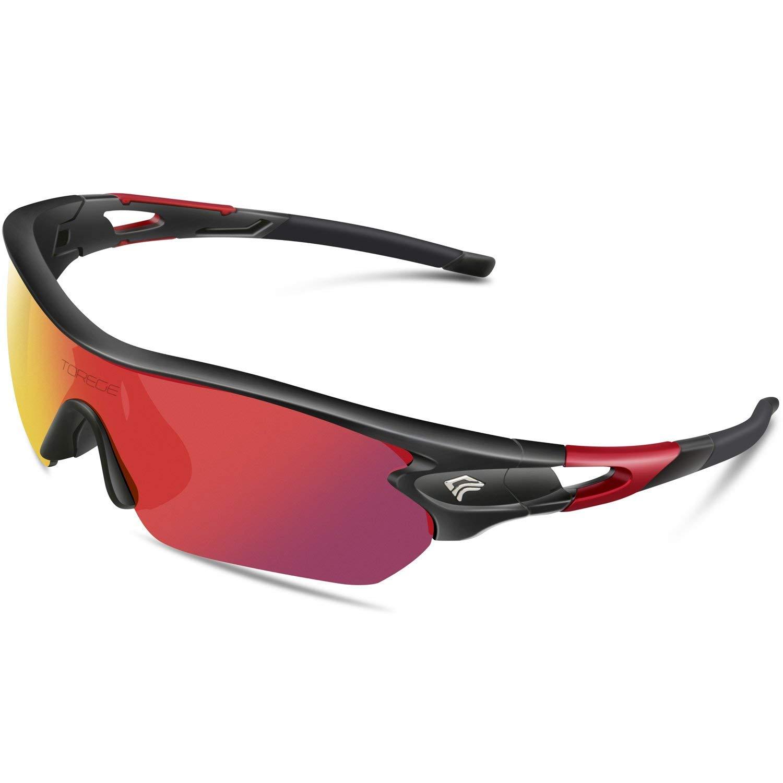 información para fbf96 958c3 Gafas de sol deportivas polarizadas TOREGE