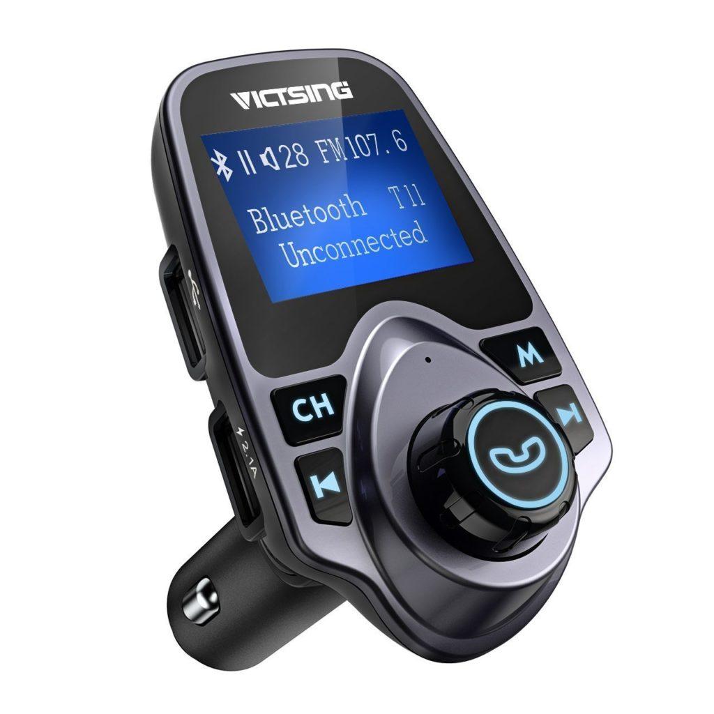 Bluetooth Transmisor FM