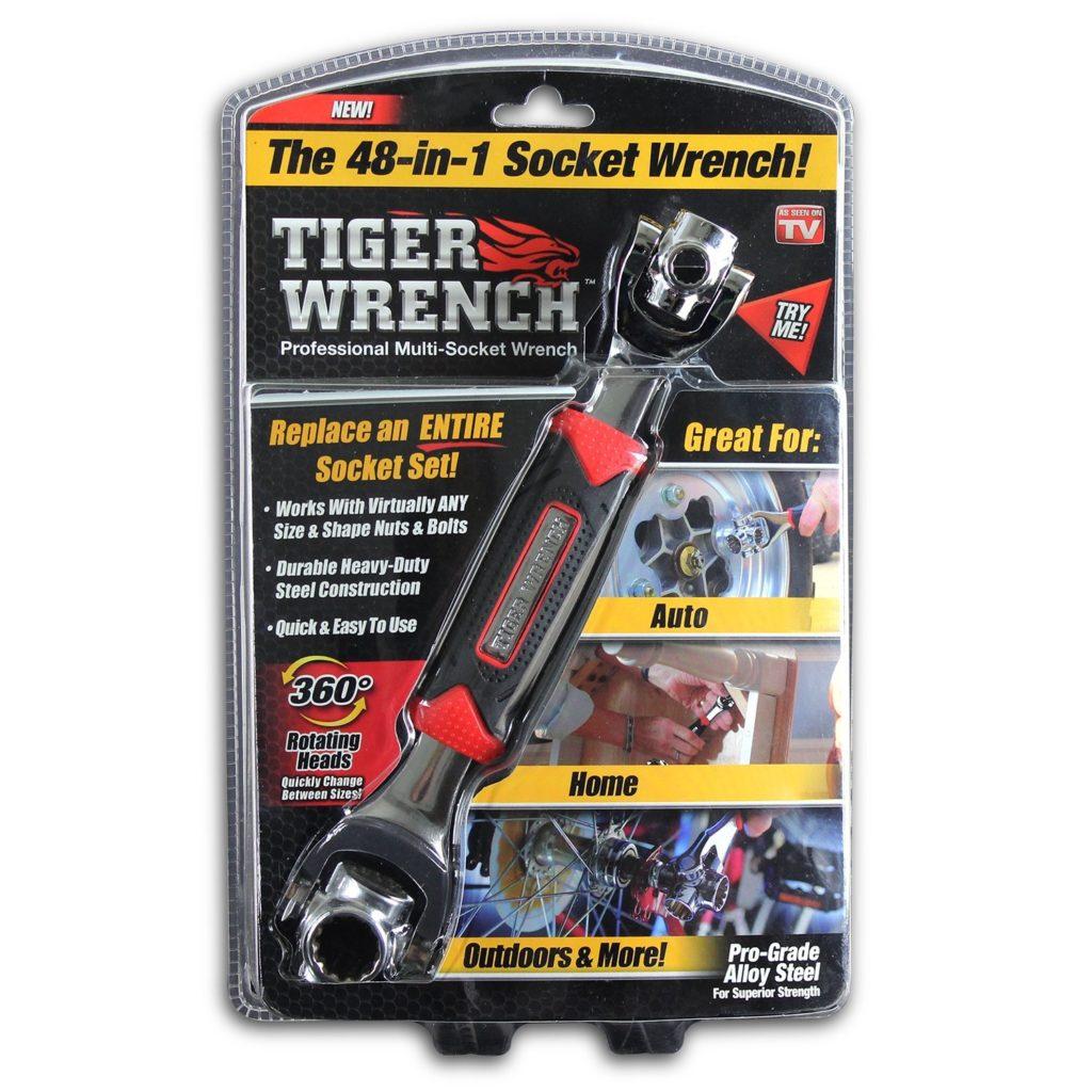 Herramienta 48 en 1, Tiger Wrench
