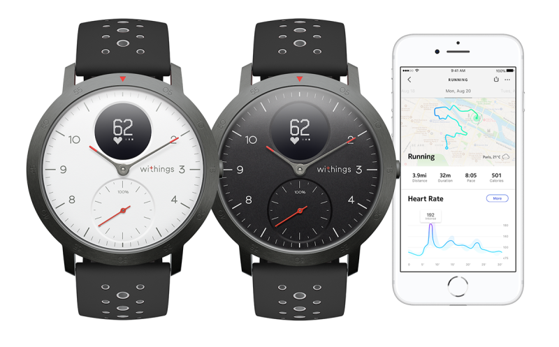 Withings Steel HR Sport, Smartwatch