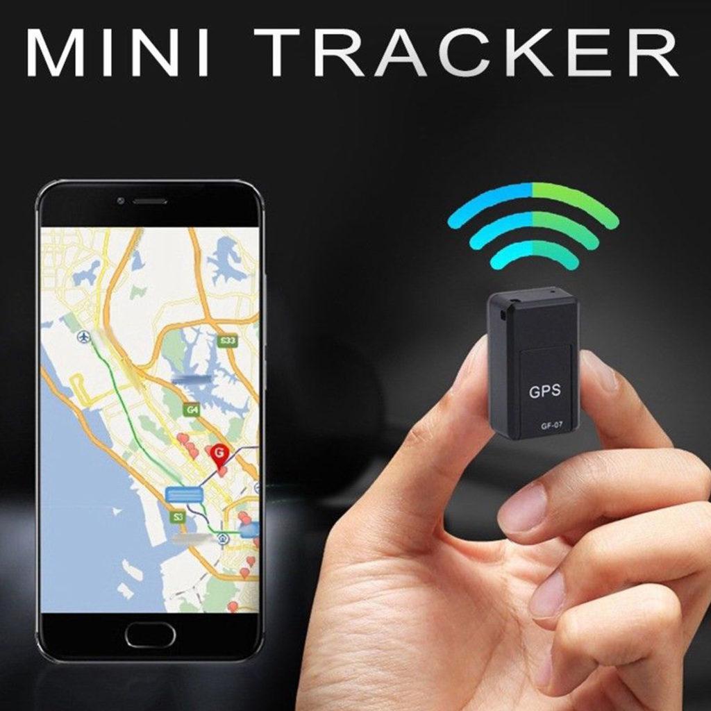 Mini GPS GF-07