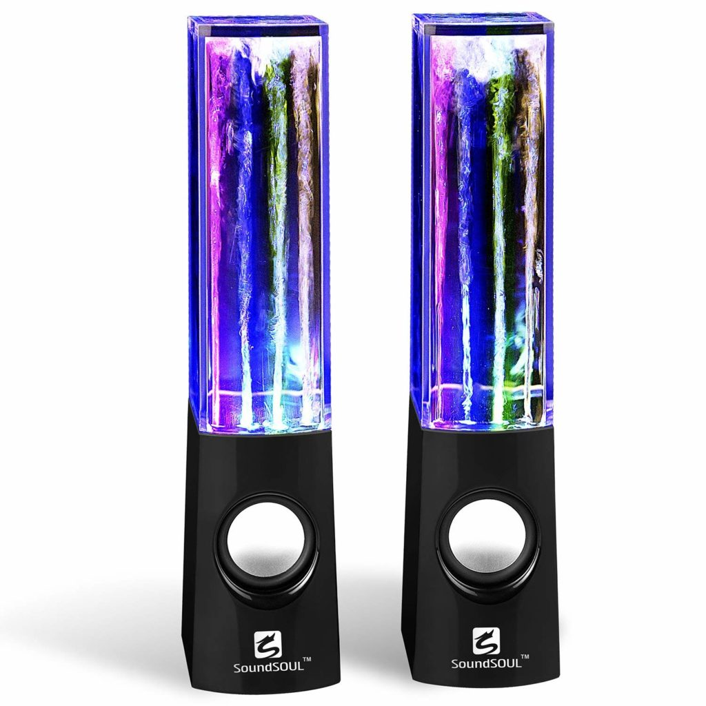 Show Water Fountain Speakers