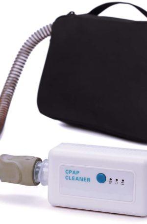 Limpiador portátil con bolsa de limpieza